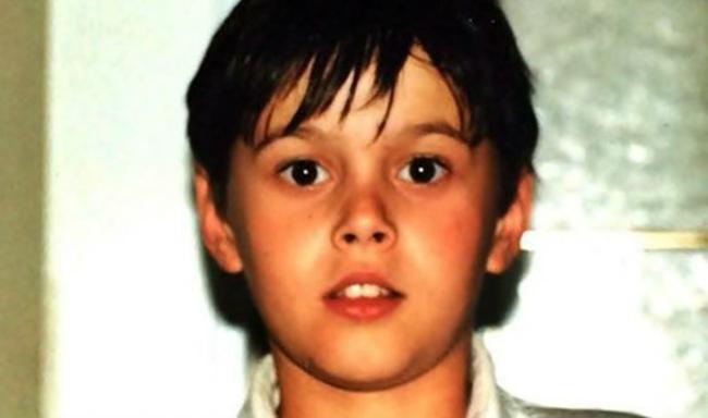 Никита Алексеев в детстве