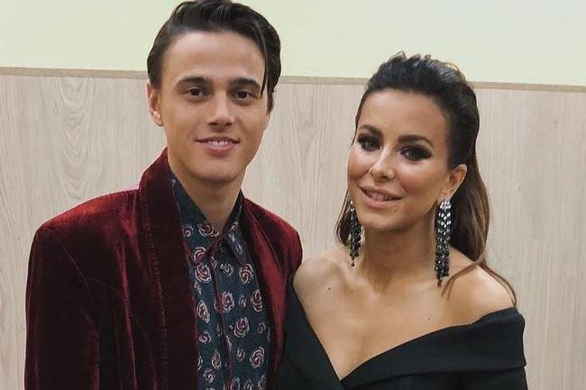 Никита Алексеев и Ани Лорак