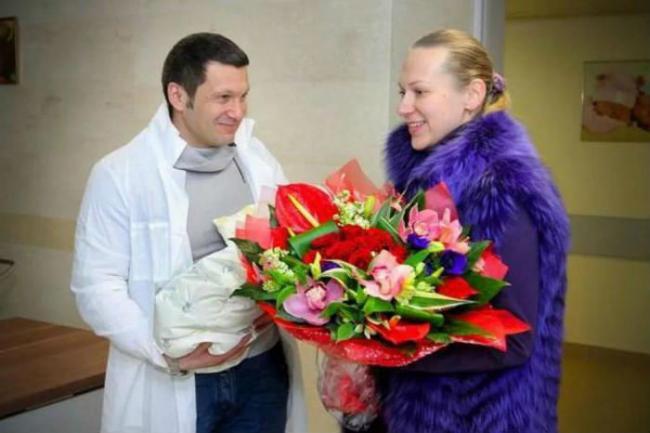 Эльга Сэпп и Владимир Соловьев