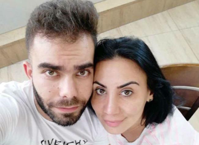 Аида Мартиросян с мужем