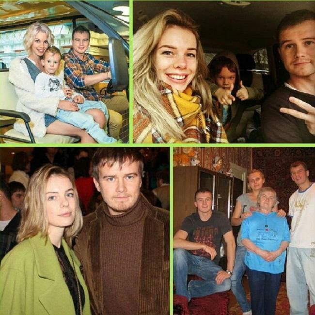 Семья Бардукова