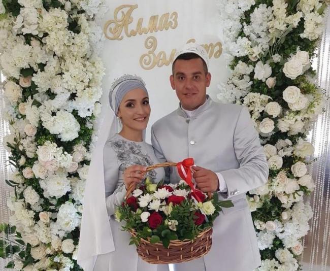 Свадьба Алмаза Мирзаянова