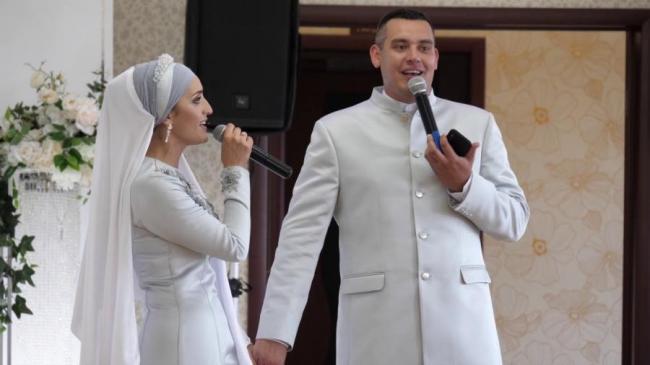 Алмаз Мирзаянов с женой