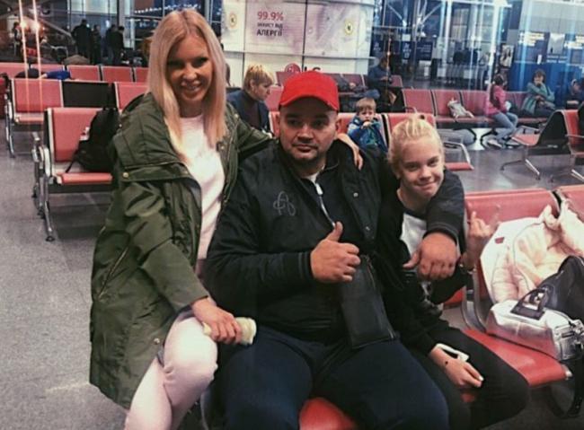Семья Андрея Щадило