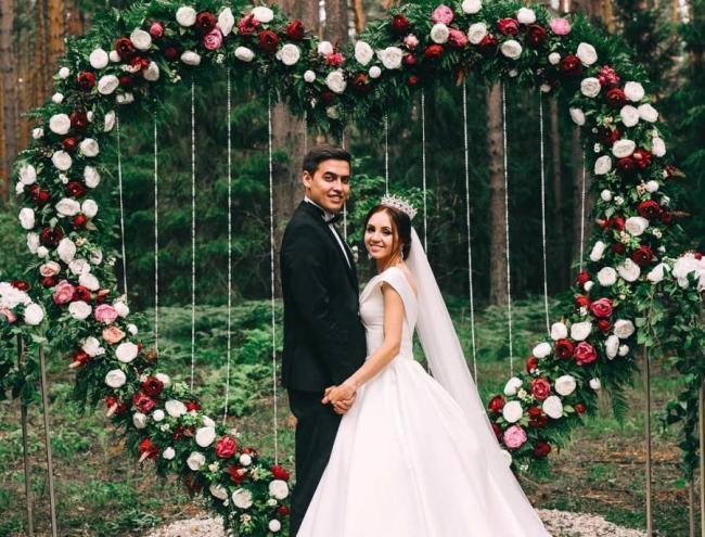 Свадьба Азата Абитова