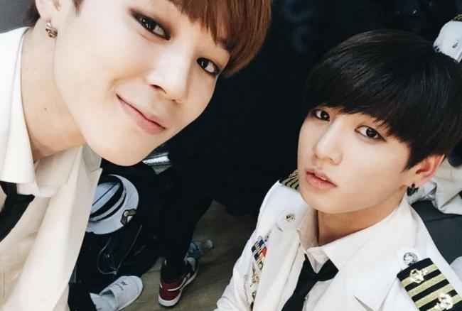 Чон и Ким Тэ Хен