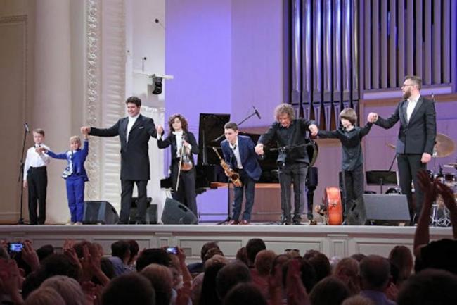Концерт с Денисом Мацуевым