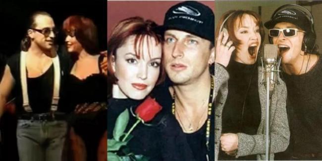Дмитрий Нашиев с Анной Самохиной
