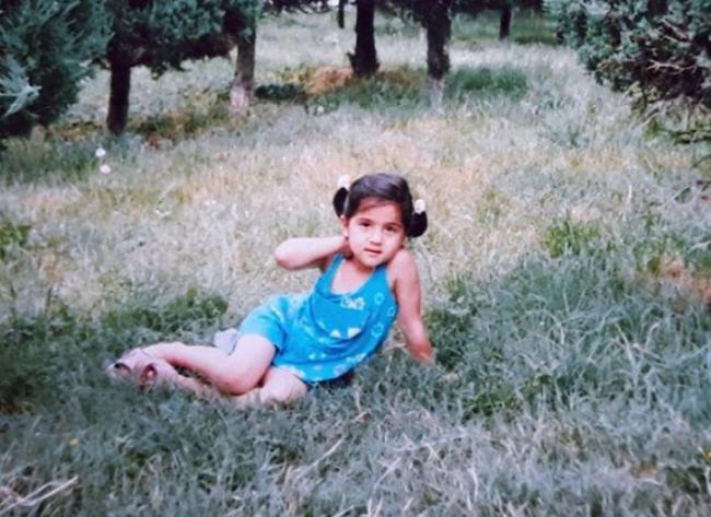Дурдона Курбанова в детстве
