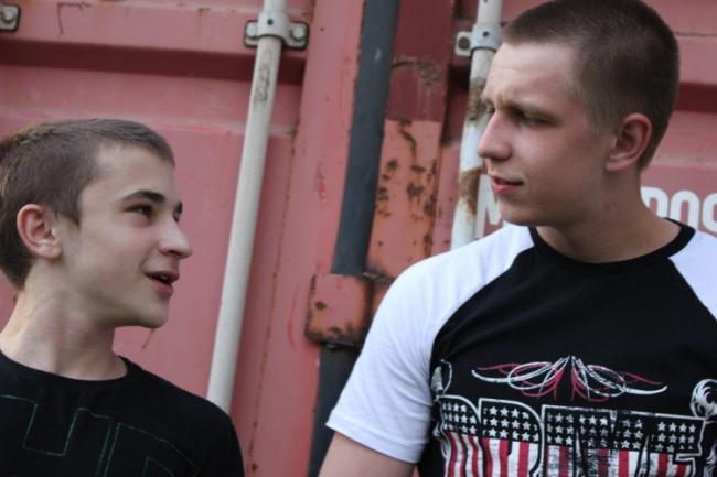 Джарахов и Саша Тилэкс