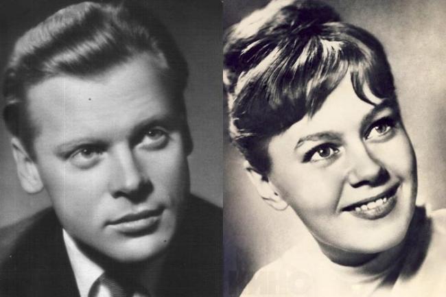 Родители Елены Дробышевой
