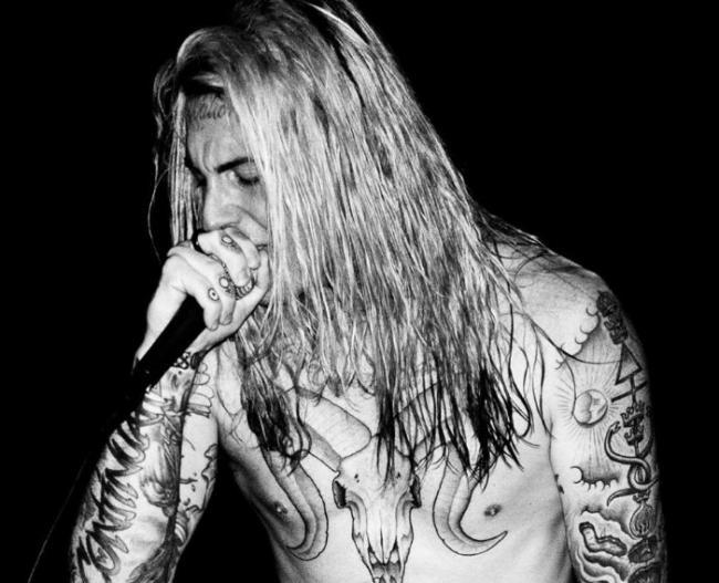 Гостмейн и его татуировки