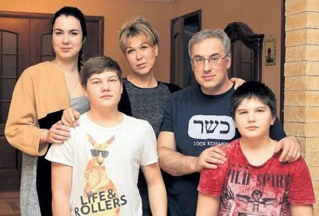 Семья Норкиных