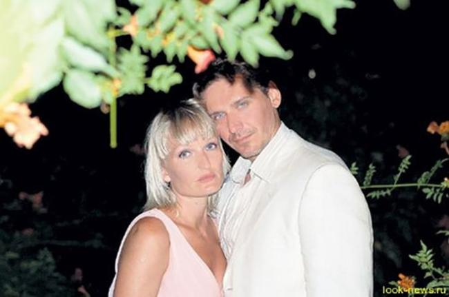 Юрий Батурин с женой