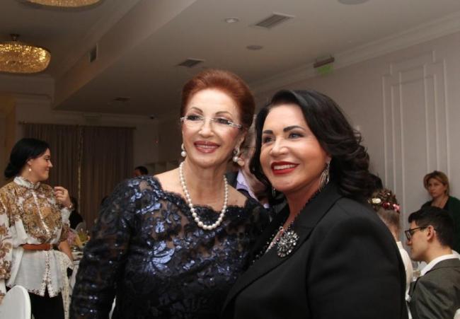 Лейла Адамян и Надежда Бабкина