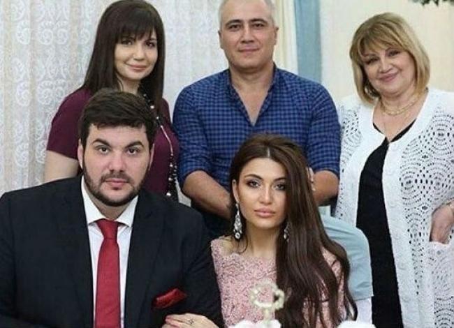 Свадьба Самиры Гаджиевой