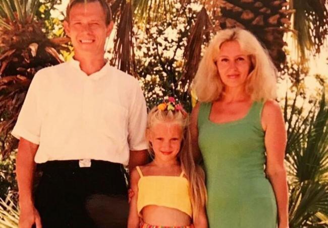 Родители Вероники Иващенко