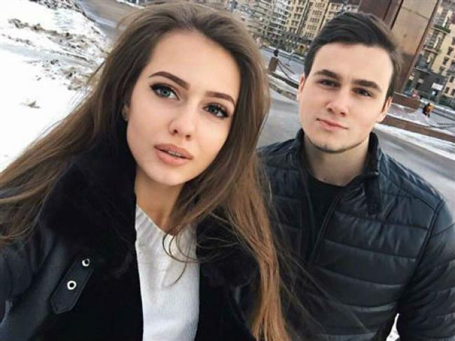 Николай Соболев и Яна Ханикерян