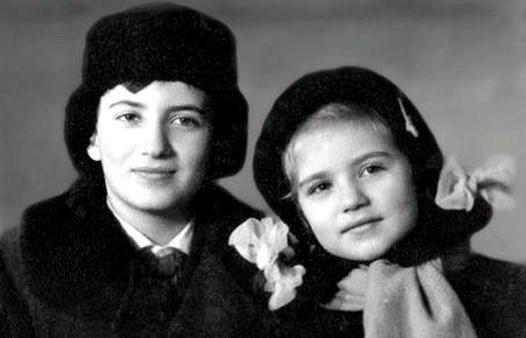Игорь и Алла Крутые в детстве