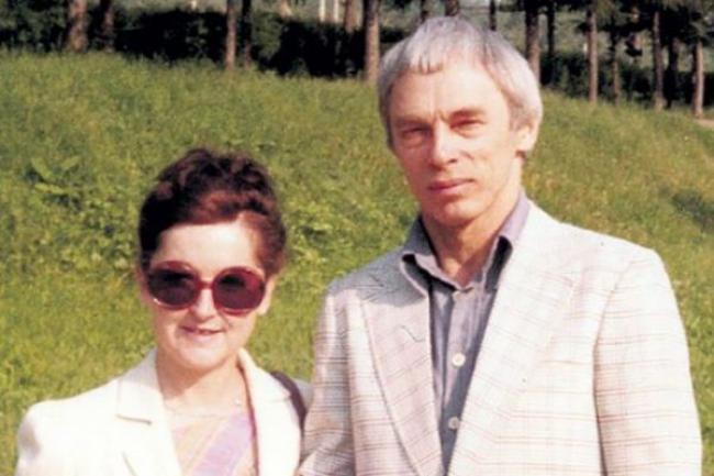 Зацепин и Третьякова