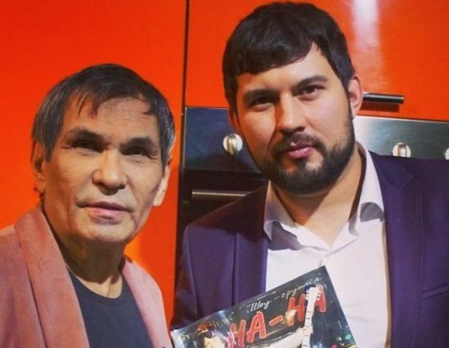 Бари Алибасов и Бари Бариевич