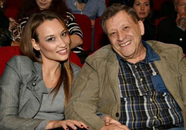 Борис Грачевский с женой Катей