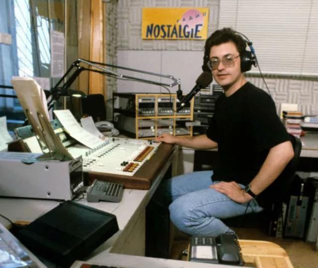 Андрей Норкин на радио