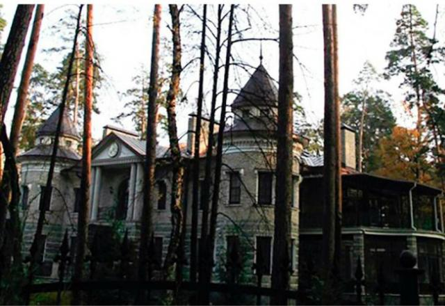 Дом Германа Грефа