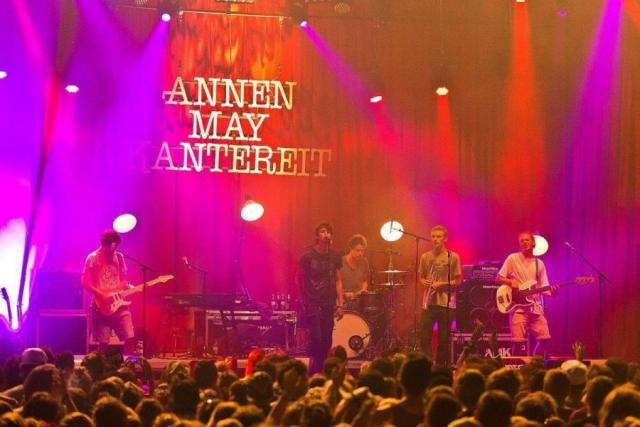Концерт AnnenMayKantereit