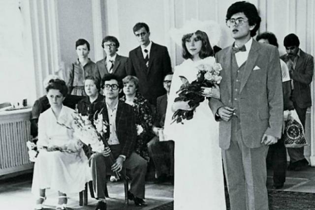 Свадебное фото Игоря Корнелюка