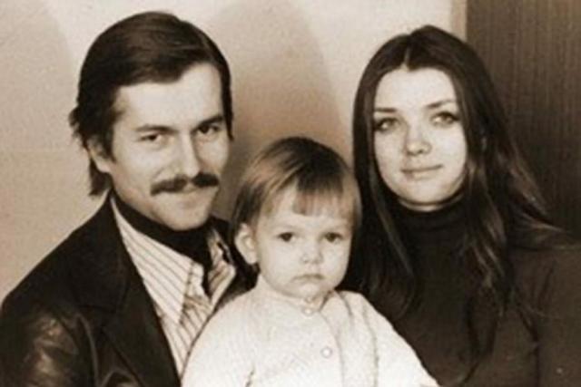 Игорь Ливанов в детстве