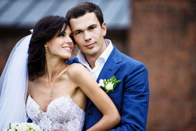 Свадьба Ирины Антоненко
