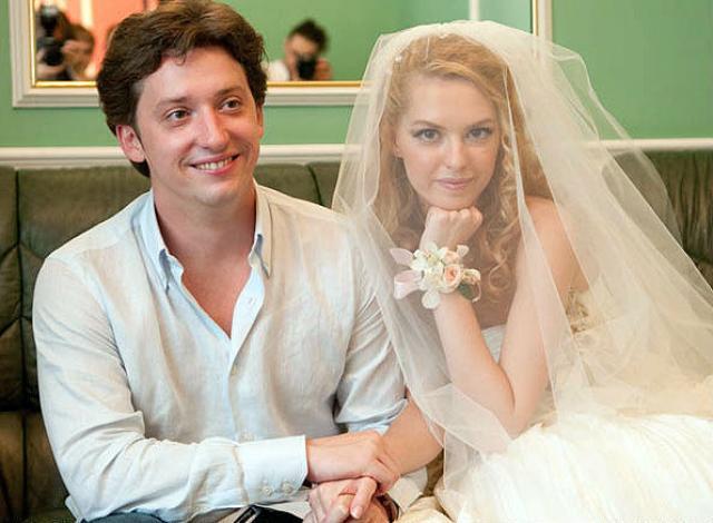 Свадебное фото Лянки Грыу