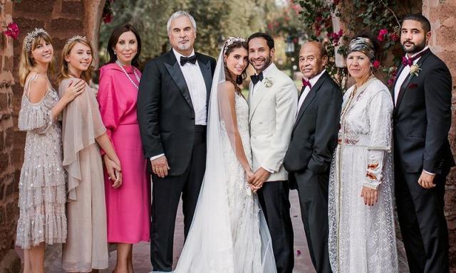 Свадьба одной из дочерей Валерия Меладзе