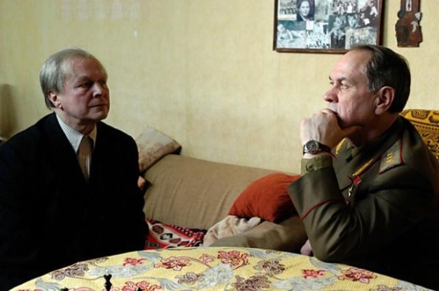 Кадр из фильма «Сделано в СССР»