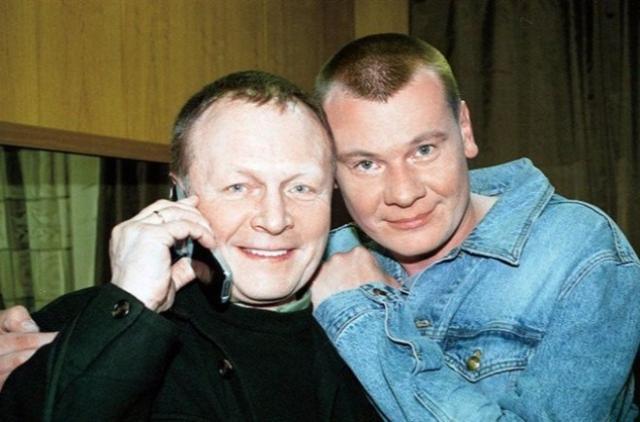 Борис Галкин и Владислав Галкин