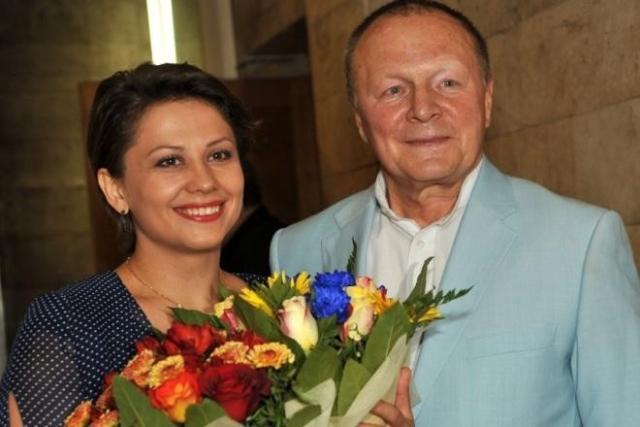Борис Галкин и Ирина Разумихина