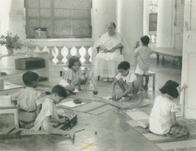 Школа Монтессори