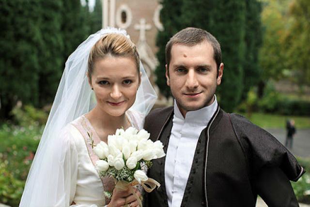 Свадьба Надежды Михалковой