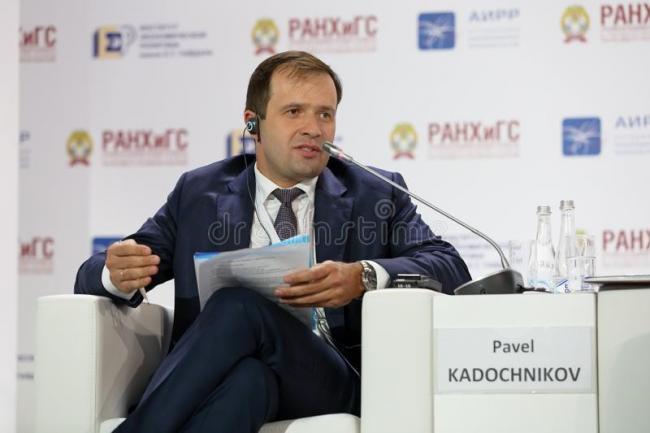 Павел Кадочников