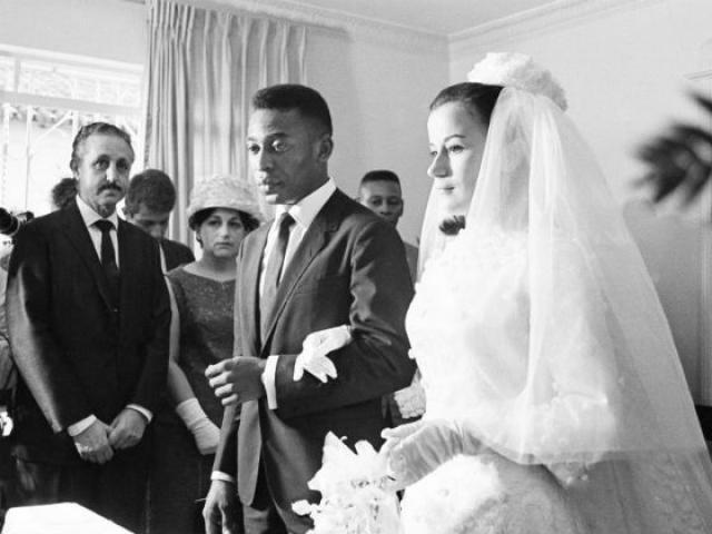 Свадьба Пеле