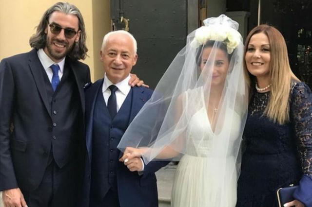Свадьба дочери Владимира Спивакова