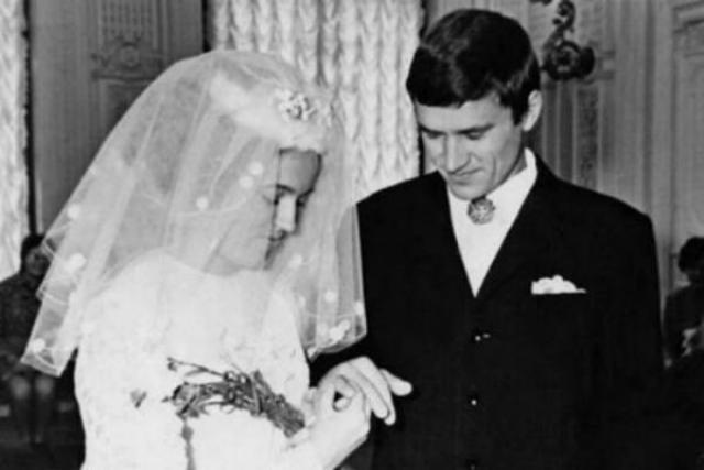 Свадьба Валентины Матвиенко