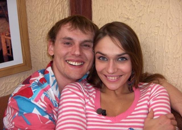 Водонаева и Меньшиков