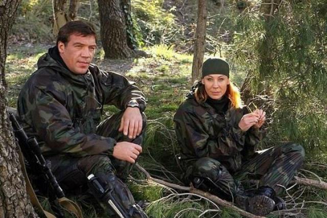 Дарья Юргенс в роли Багиры