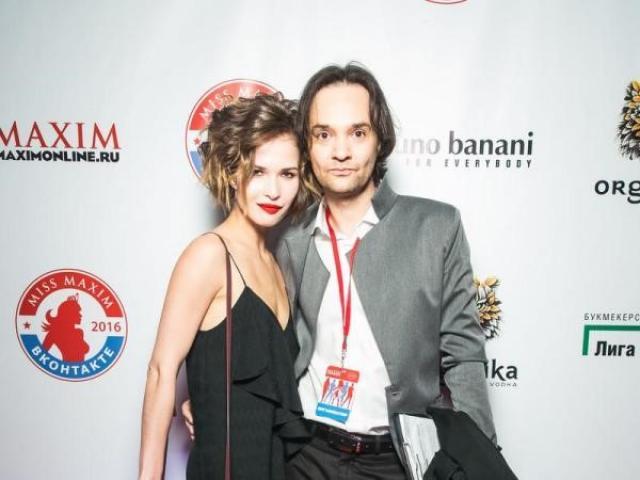 Лукерья Ильяшенко и ее гражданский муж Александр Маленков