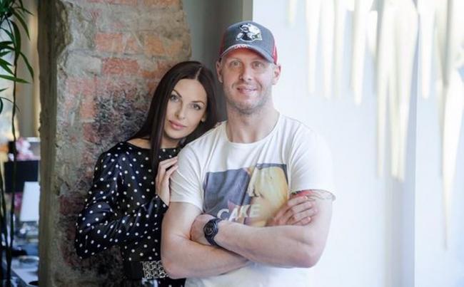 Наталья Краснова и Дерон Куинт