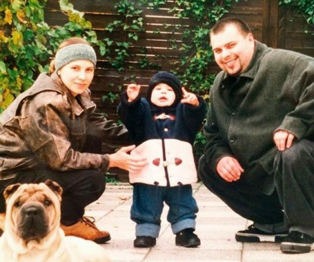 Семья Максима Фадеева