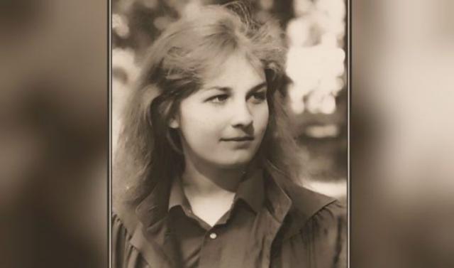 Елена Маликова в детстве