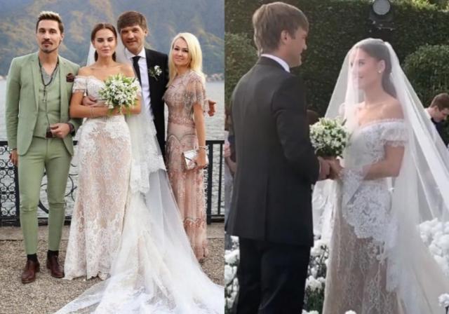 Свадьба Дарьи Клюкиной